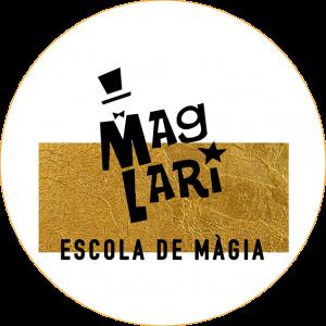 Logo Escola de magia Mag Lari