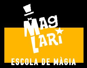 Logo Escola de màgia